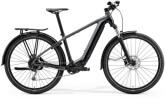 e-Mountainbike Merida eBIG.NINE 400 EQ Grau/Schwarz