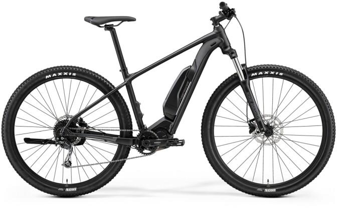 e-Mountainbike Merida eBIG.NINE 300 SE EQ Schwarz/Anthrazit 2021