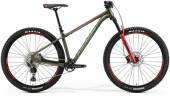 Mountainbike Merida BIG.TRAIL 600 Grün/Rot