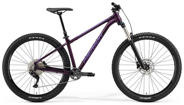 Mountainbike Merida BIG.TRAIL 400 Lila/Silber 2021