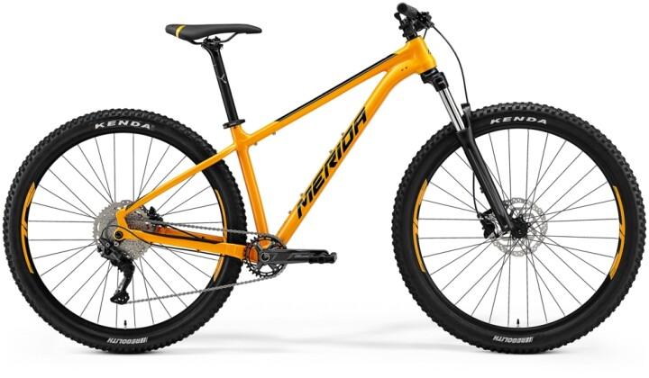 Mountainbike Merida BIG.TRAIL 200 Orange/Schwarz 2021