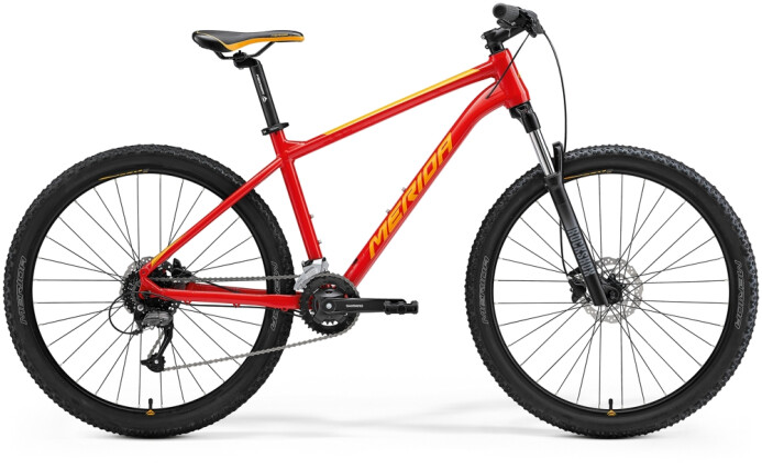 Mountainbike Merida BIG.SEVEN 60 Anthrazit/Silber 2021