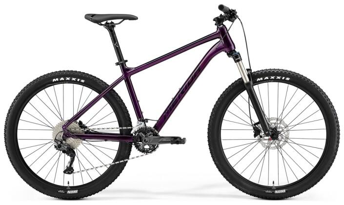 Mountainbike Merida BIG.SEVEN 300 Lila/Schwarz 2021