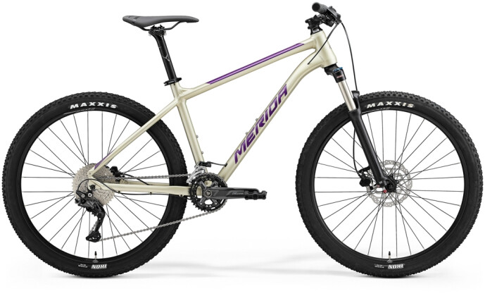 Mountainbike Merida BIG.SEVEN 300 Anthrazit/Schwarz 2021