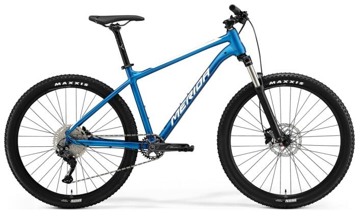 Mountainbike Merida BIG.SEVEN 200 Blau/Weiß 2021