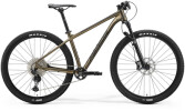 Mountainbike Merida BIG.NINE XT Rot/Schwarz