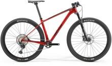 Mountainbike Merida BIG.NINE XT Rot/Schwarz