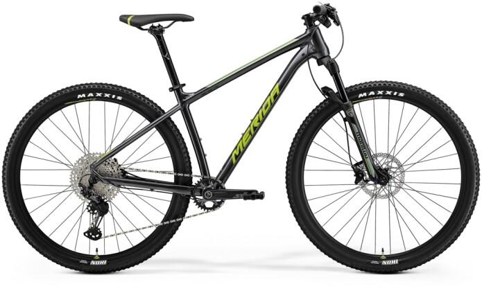 Mountainbike Merida BIG.NINE SLX-EDITION Anthrazit/Grün 2021