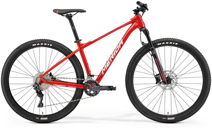 Mountainbike Merida BIG.NINE LIMITED Rot 2021