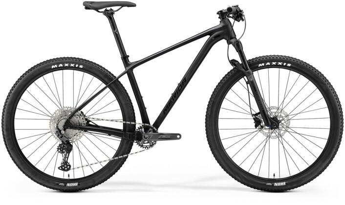 Mountainbike Merida BIG.NINE LIMITED Schwarz 2021