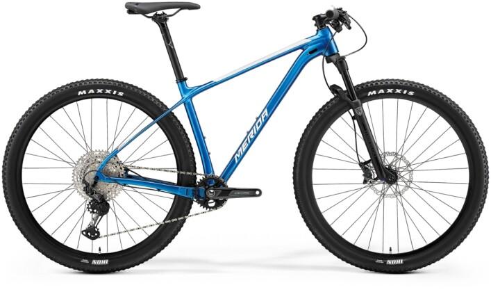Mountainbike Merida BIG.NINE 600 Blau/Weiß 2021