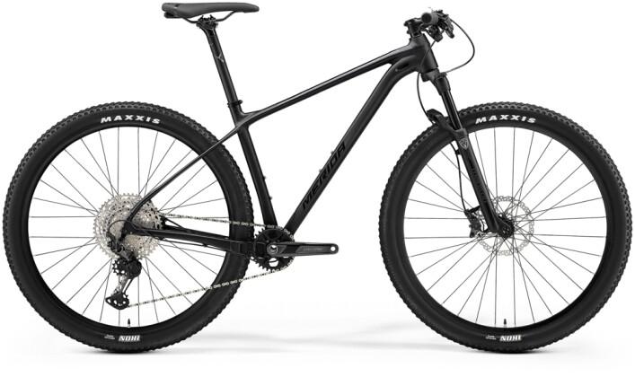 Mountainbike Merida BIG.NINE 600 Schwarz 2021