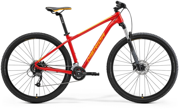 Mountainbike Merida BIG.NINE 60 Anthrazit/Silber 2021