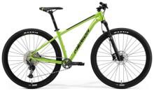 Mountainbike Merida BIG.NINE 400 Grün/Schwarz