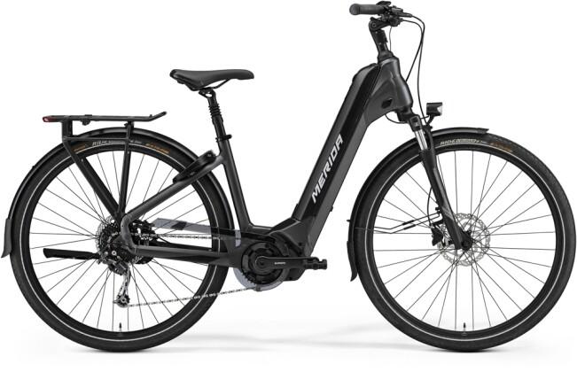 e-Citybike Merida eSPRESSO CITY 400 EQ Anthrazit/Schwarz 2021
