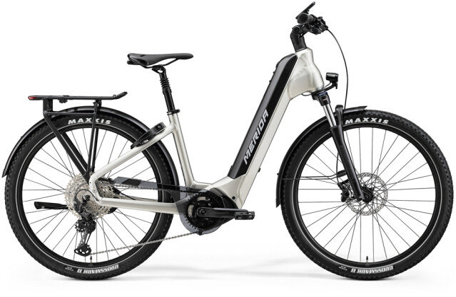 e-Trekkingbike Merida eSPRESSO CC XT 75-EDITION Blau/Schwarz 2021