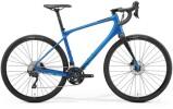 Race Merida SILEX 400 Matt-Blau/Schwarz