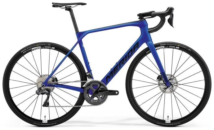 Race Merida SCULTURA ENDURANCE 7000-E Blau/Schwarz 2021