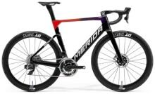 Race Merida REACTO 9000-E Rot/Schwarz