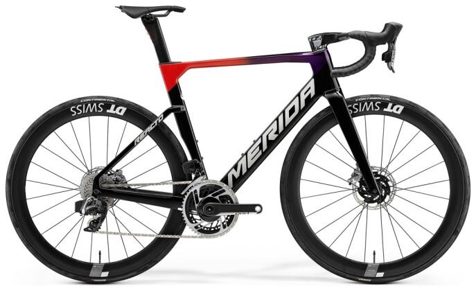 Race Merida REACTO 9000-E Rot/Schwarz 2021