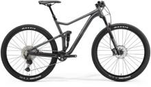 Mountainbike Merida ONE-TWENTY RC 9.XT-EDITION Anthrazit