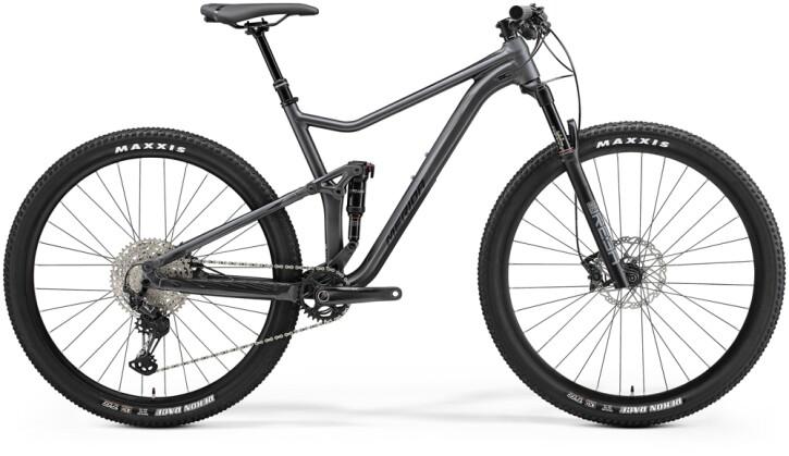 Mountainbike Merida ONE-TWENTY RC 9.XT-EDITION Anthrazit 2021