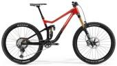 Mountainbike Merida ONE-SIXTY 7000 Schwarz/Rot