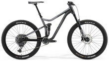 Mountainbike Merida ONE-FORTY 800 Anthrazit/Schwarz