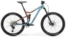 Mountainbike Merida ONE-FORTY 600 Bronze/Blau