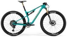 Mountainbike Merida NINETY-SIX RC 9000 Türkis
