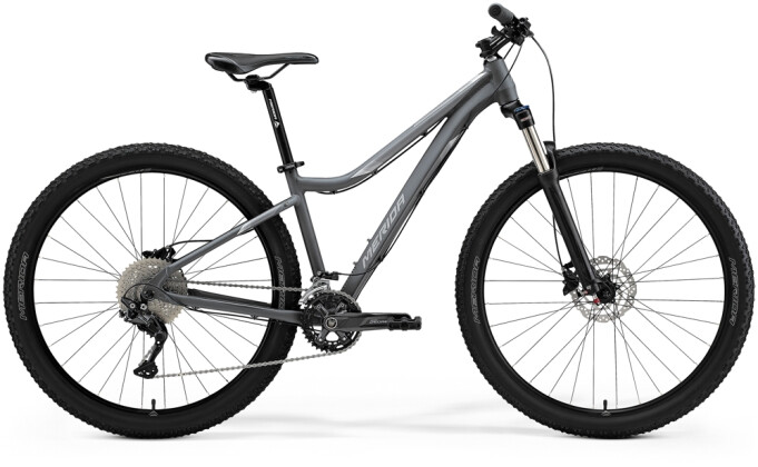 Mountainbike Merida MATTS 7.80 Grau/Silber 2021
