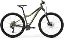 Mountainbike Merida MATTS 7.80 Grün/Lime