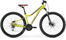 Mountainbike Merida MATTS 7.20 Lime/Rot