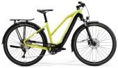 e-Trekkingbike Merida eSPRESSO 500 EQ Lady Lime/Schwarz
