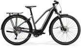 e-Trekkingbike Merida eSPRESSO 500 EQ Lady Anthrazit/Schwarz