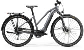 e-Trekkingbike Merida eSPRESSO 400 EQ Lady Anthrazit/Schwarz