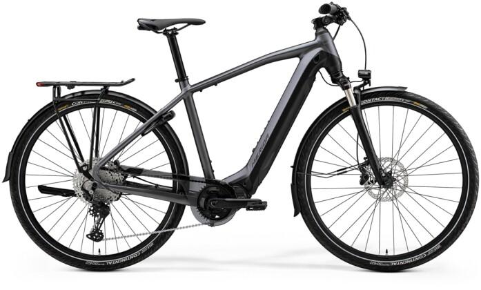 e-Trekkingbike Merida eSPRESSO EP8-EDITION EQ Anthrazit 2021