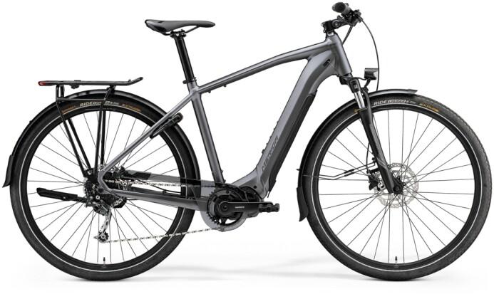 e-Trekkingbike Merida eSPRESSO 400 EQ Anthrazit/Schwarz 2021