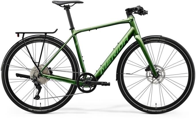 e-Fitnessbike Merida eSPEEDER 400 EQ Grün/Hell-Grün 2021
