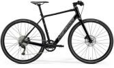 e-Fitnessbike Merida eSPEEDER 200 Schwarz/Matt-Grau