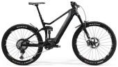 e-Mountainbike Merida eONE-SIXTY 9000 Grau/Matt-Schwarz