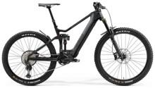 e-Mountainbike Merida eONE-SIXTY 8000 Grau/Matt-Schwarz