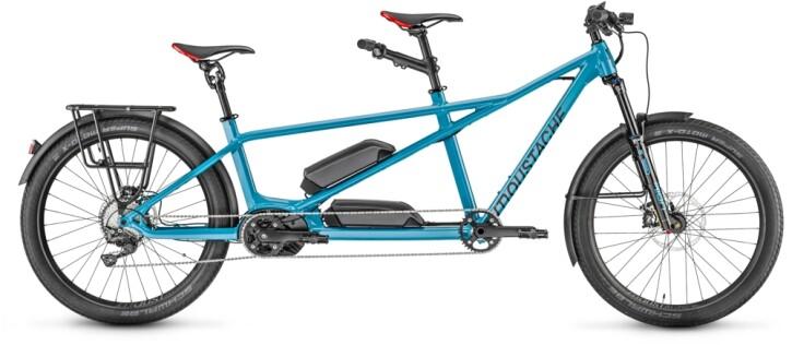 e-Tandem Moustache Bikes SAMEDI 27 X2 TREK 2021