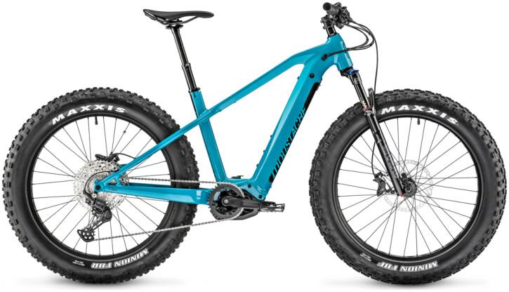 e-Mountainbike Moustache Bikes SAMEDI 26 FAT 4 2021