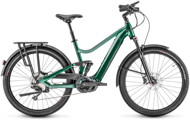 e-Trekkingbike Moustache Bikes SAMEDI 27 XROAD FS 7 2021
