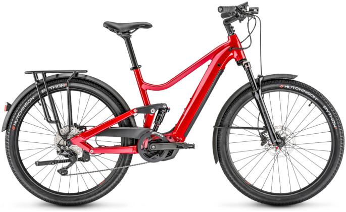 e-Trekkingbike Moustache Bikes SAMEDI 27 XROAD FS 5 2021