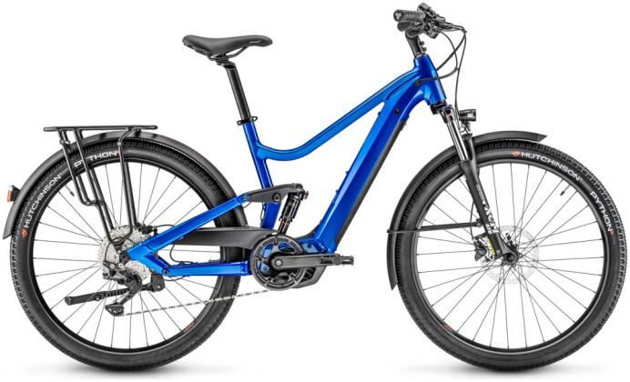 e-Trekkingbike Moustache Bikes SAMEDI 27 XROAD FS 3 2021