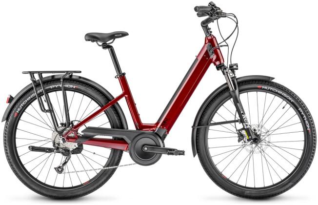 e-Trekkingbike Moustache Bikes SAMEDI 27 XROAD 2 OPEN 2021