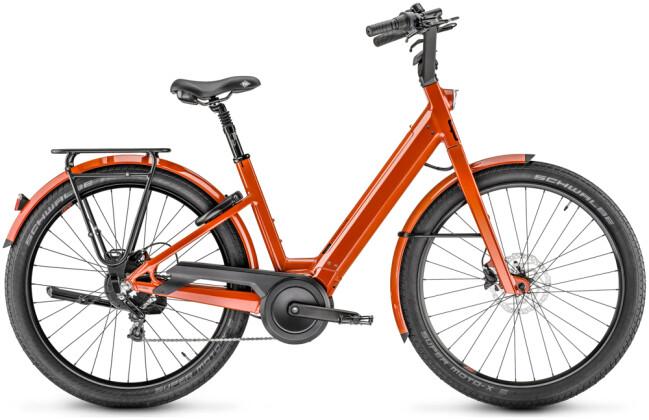 e-Citybike Moustache Bikes LUNDI 27.5 terracotta 2021