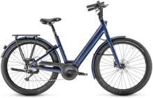 e-Citybike Moustache Bikes LUNDI 27.3 blue